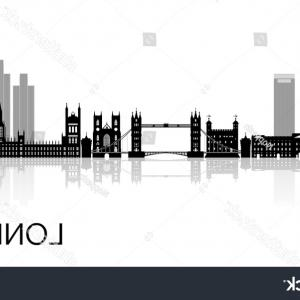 UK Skyline Vector: London City Skyline Vector Illustration England