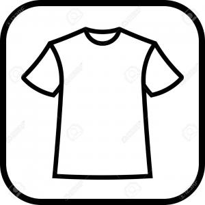 T-Shirt Vector Art: Longsleeve T Shirt Vector Gm