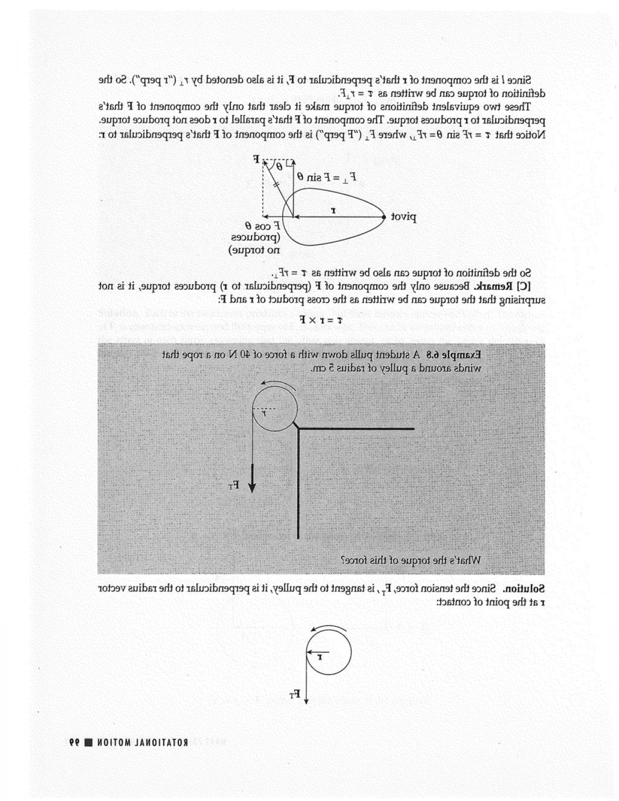 Rotational Kinematics Diagram Of Vectors: Lsj And Ii Ati Introduction Pure Translation