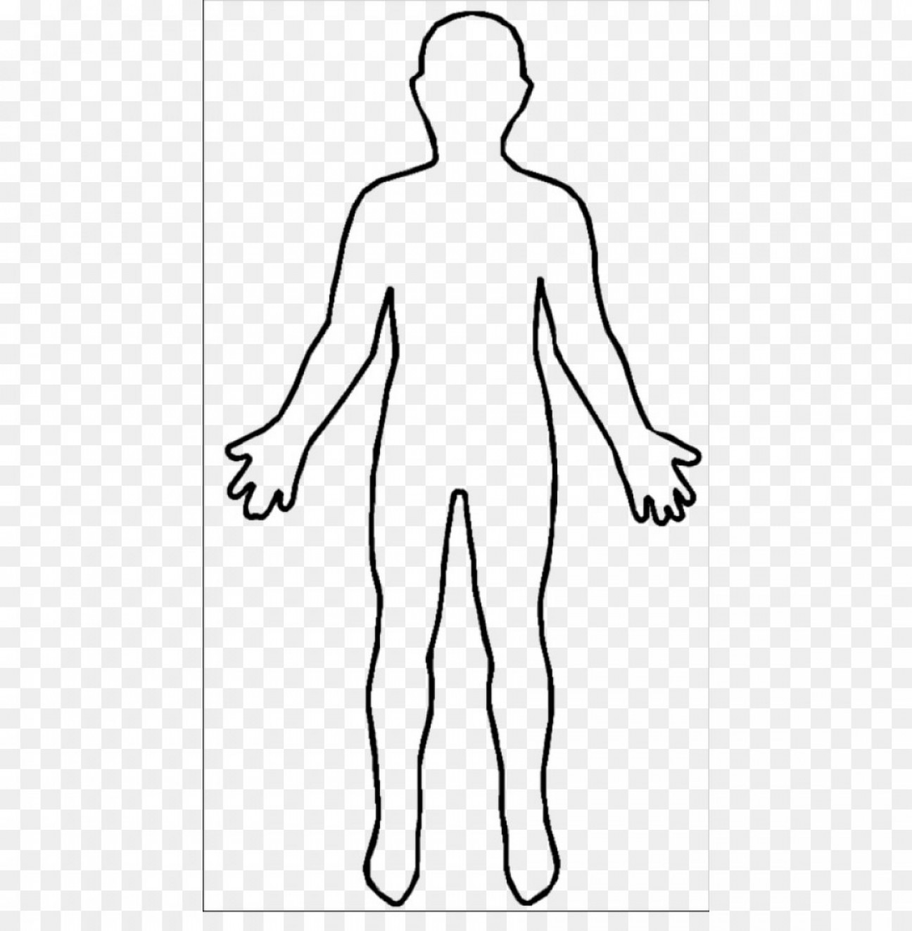 Human Body Outline Vector: Lungs And Human Body Download Royalty Free Vector File Eps Clipart Picture Of