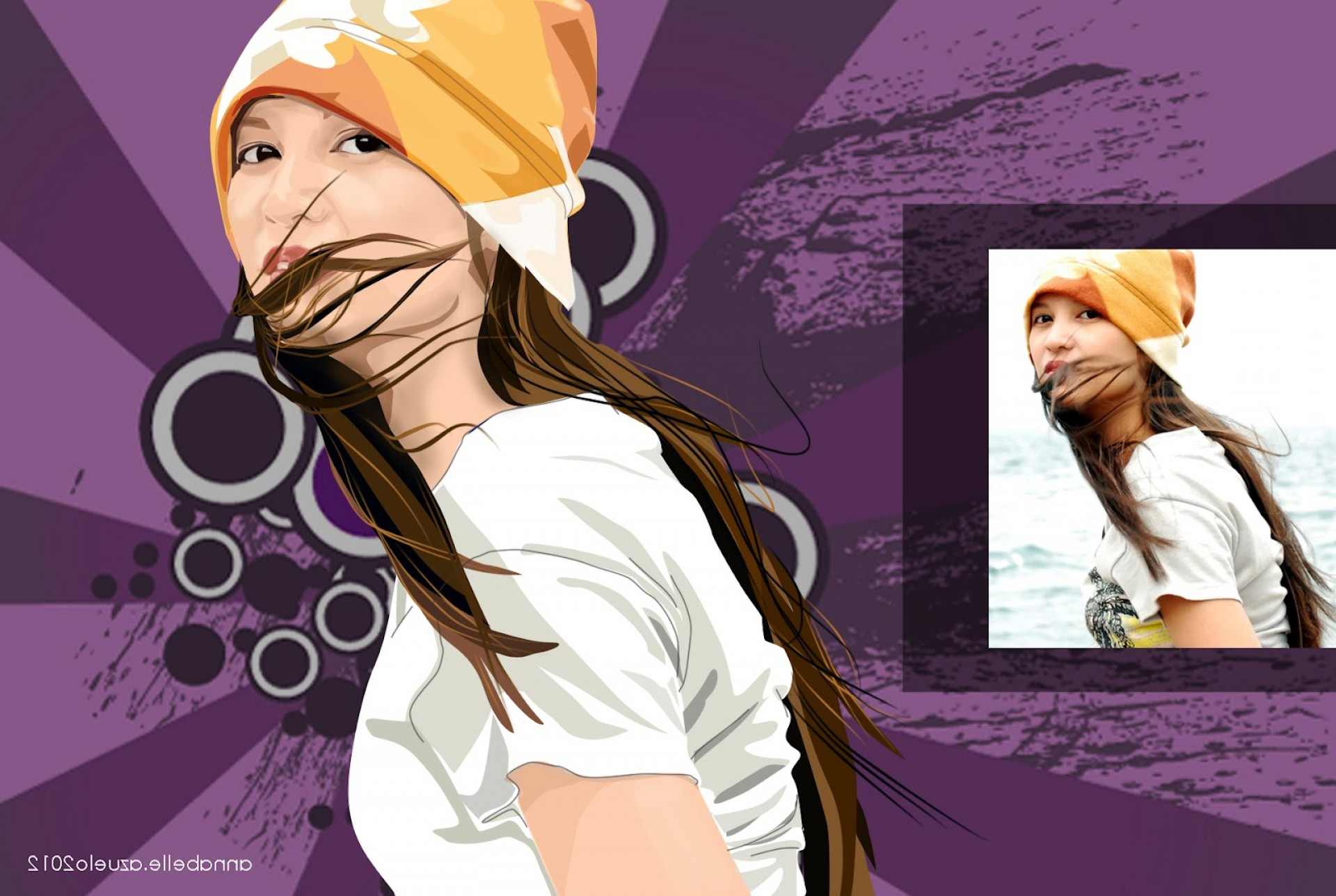 Vector In Photoshop CS5: Marvelous How To Make Vector Art In Photoshop Cs Photos Cbf