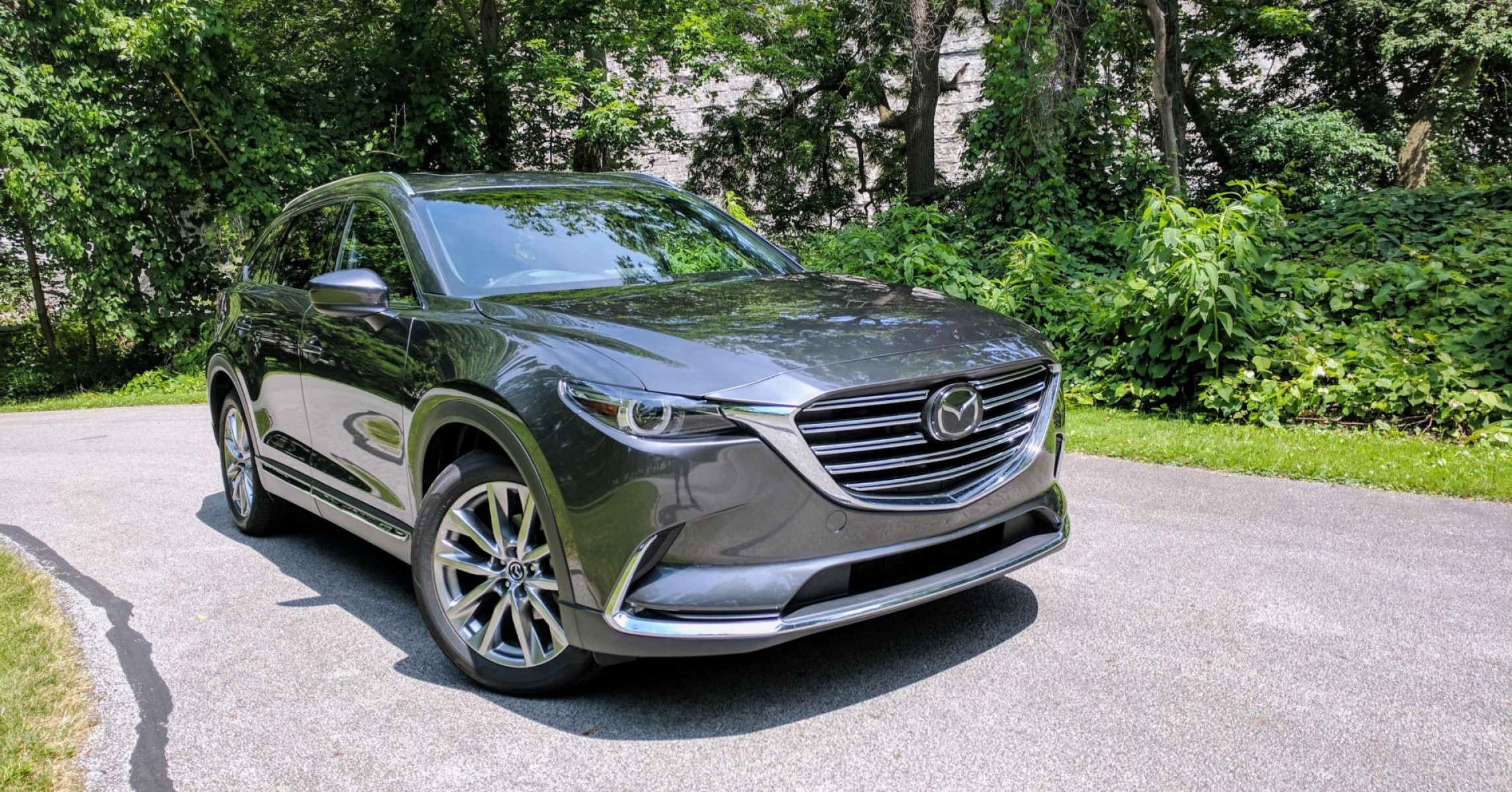 SUV Car Elevation Vector: Mazda Cx Review Too Many Sacrifices In This Three Row Suv