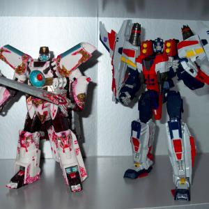 TF Cybertron Vector Prime: Maketoys Galaxy Force Starscream Galaxy Meteor