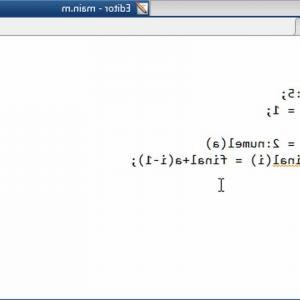 Vector Vs Matrix Matlab Code: Matlab In An Assignment Ai B The Number Of Elements In B And I Must Be The Same
