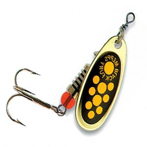 Heard Fishing Hook Vector: Mepps Lures Black Fury Fishing Lure