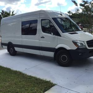 Sprinter Cargo Van Standard Vector: Mercedes Benz Sprinter Overview C