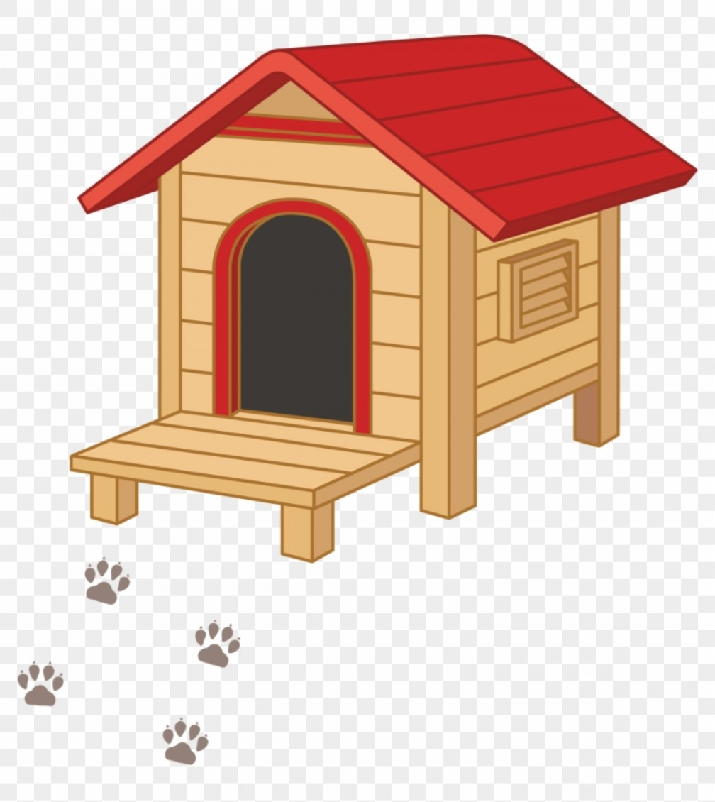 Shed PNG Vector: Mhidmgzndog Houses Clip Art Dog Vector Free