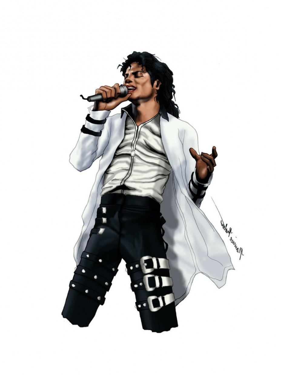 Bad Michael Jackson Vector: Michael Jackson Vs Dirty Diana