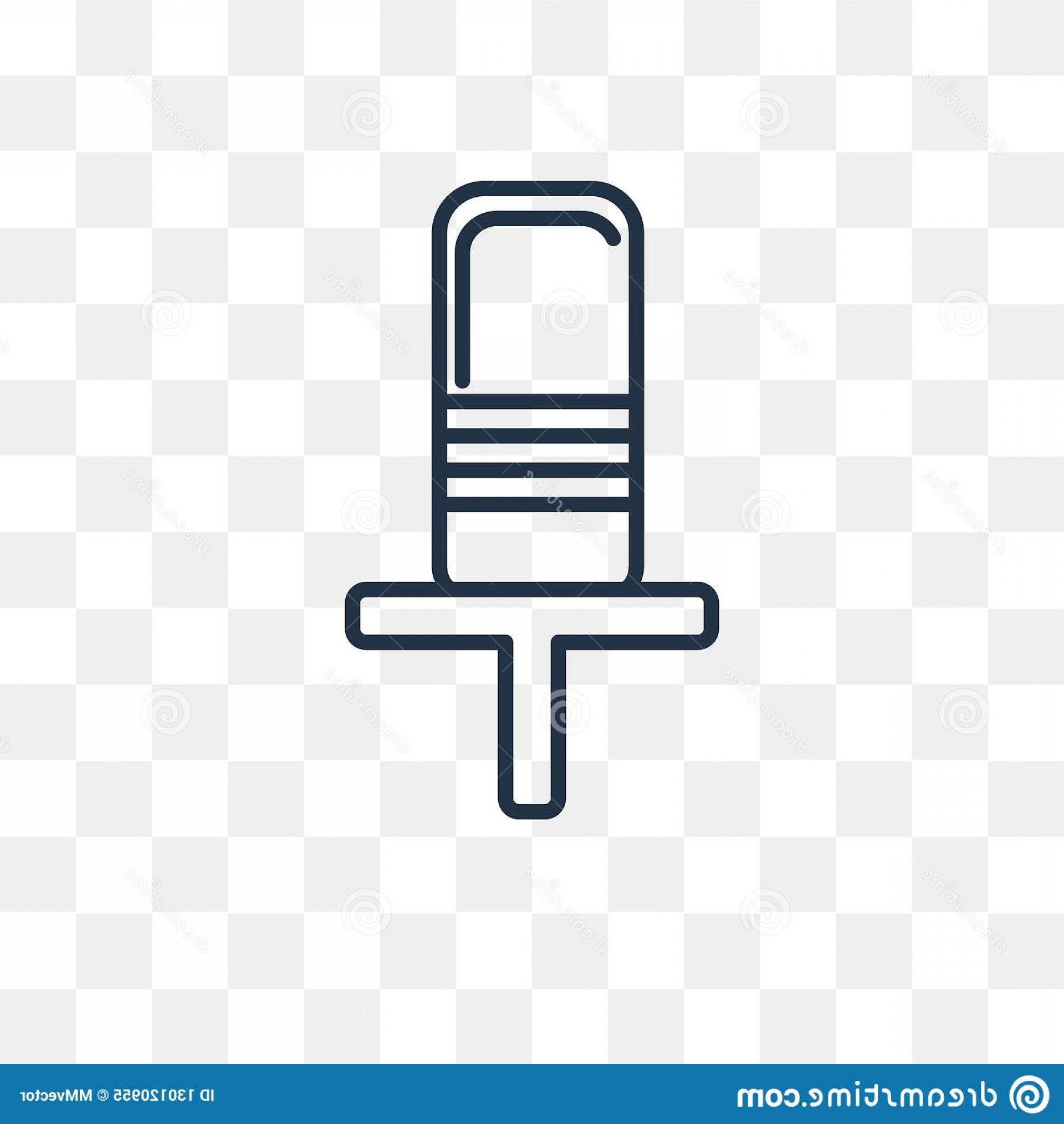 Microphone Recording Vector: Microphone Voice Recording Vector Icon Isolated Transparent B Outline Background High Quality Linear Transparency Concept Can Image