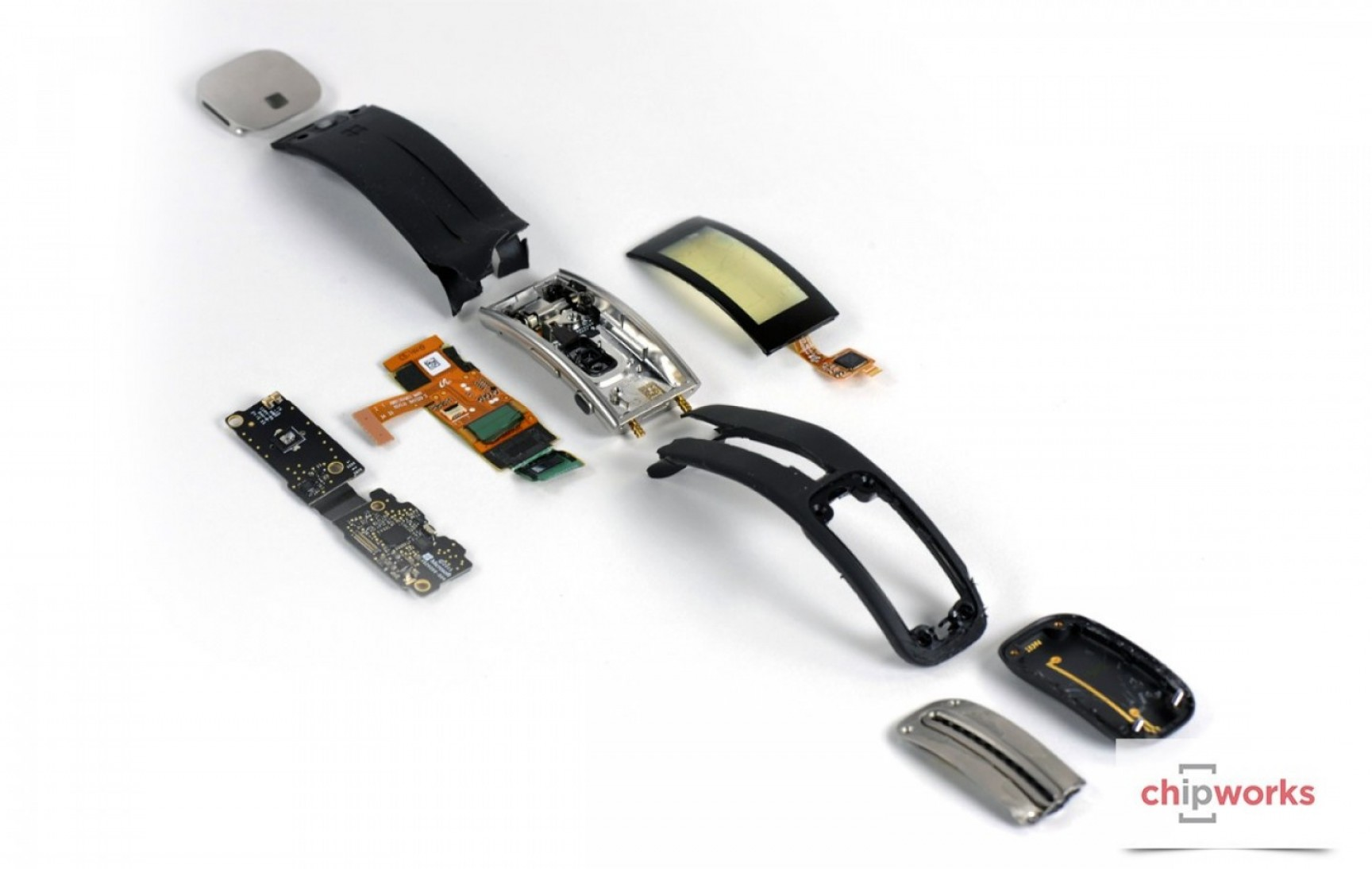 Vector Sport Spot: Microsoft Band Tear Down Shows All Sensors Chips And More