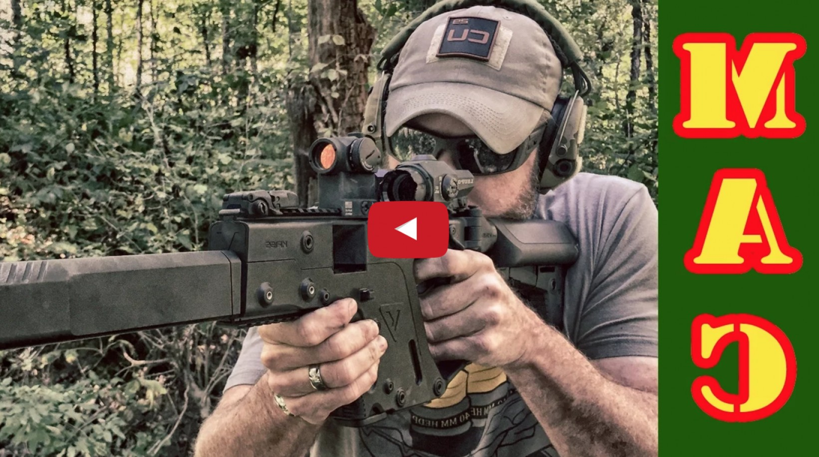 Kriss Vector Differences: Military Arms Channel First Look Kriss Vector Mm