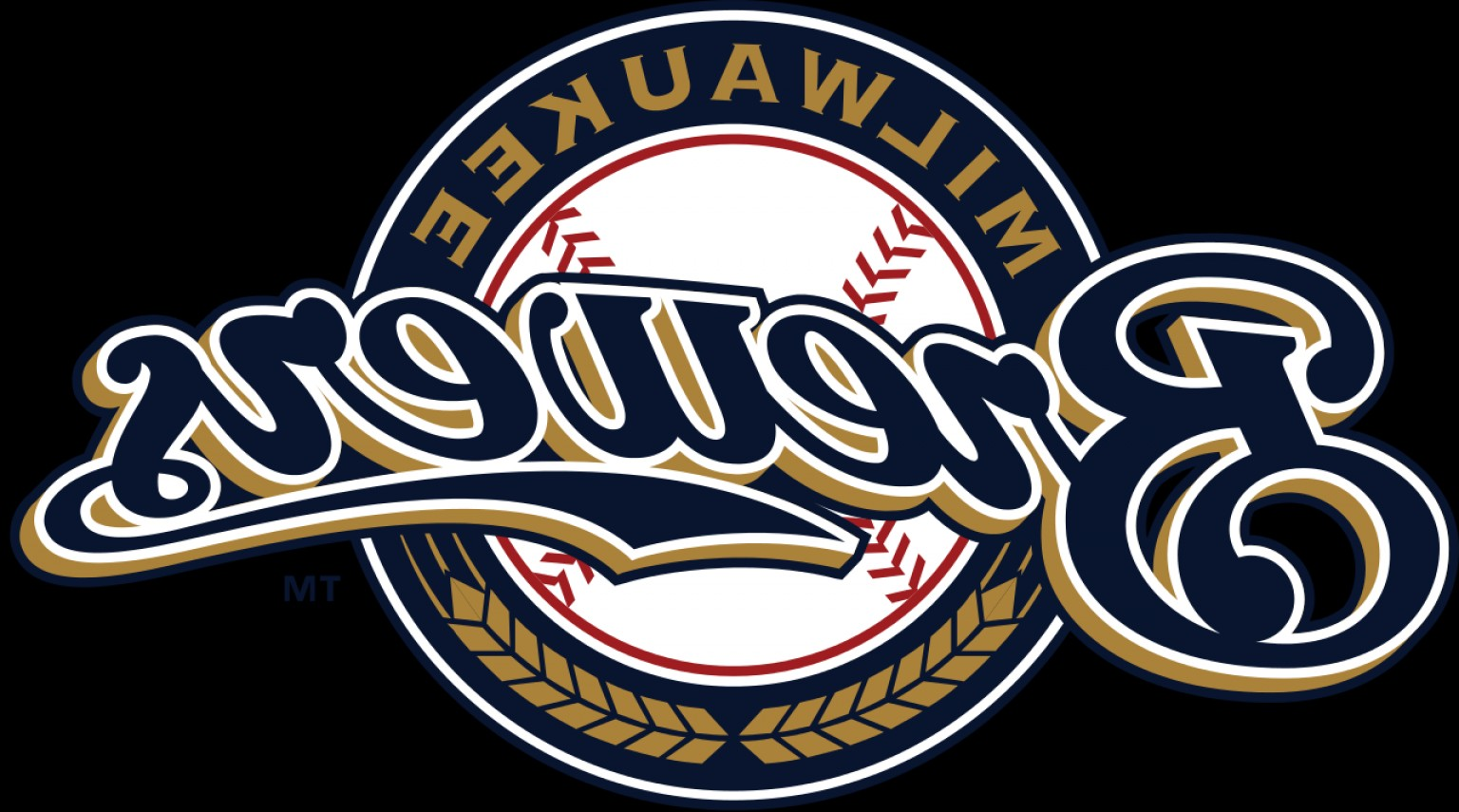 MLB Vectors: Milwaukee Brewers Logo Vector Png