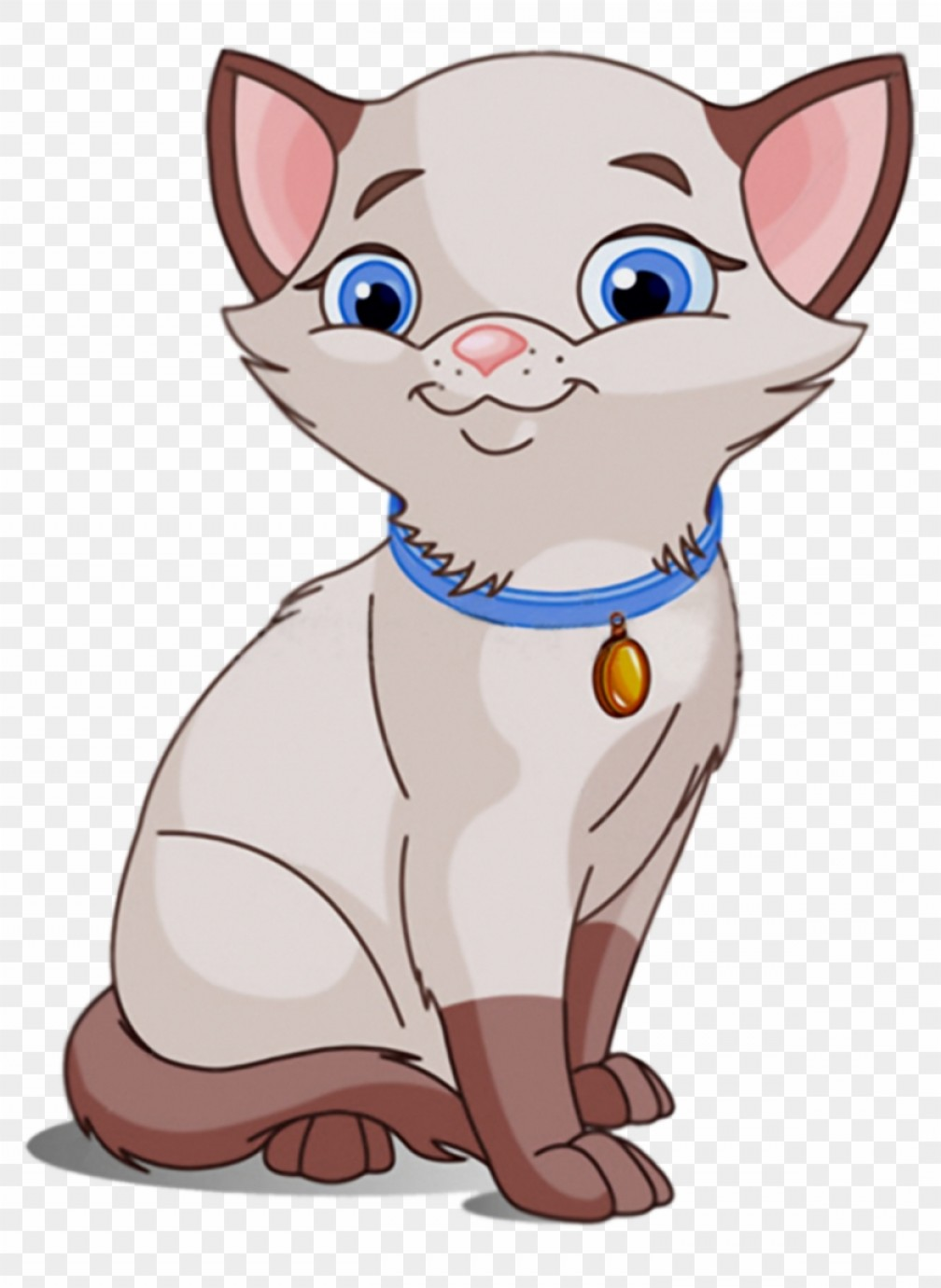 Siamese Cat Vector Transparent Background: Mimknkdksiamese Cat Clipart Cute Cat Vector Free