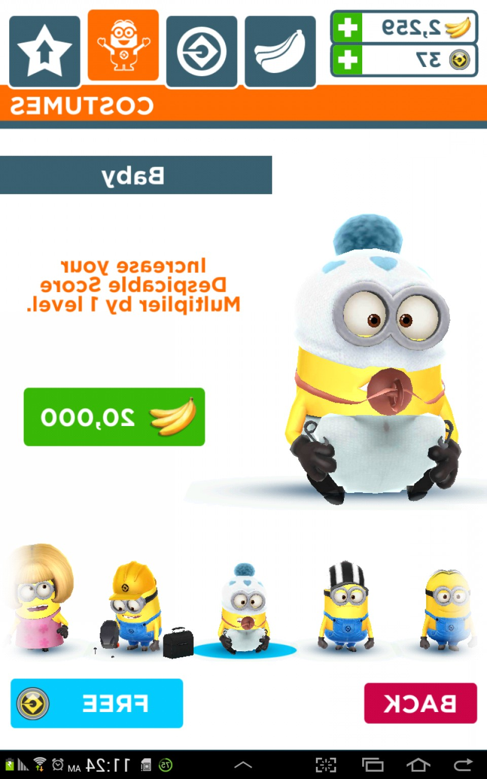 Defeat Vector In Minion Rush: Minion Rush Game Is Just Like Other