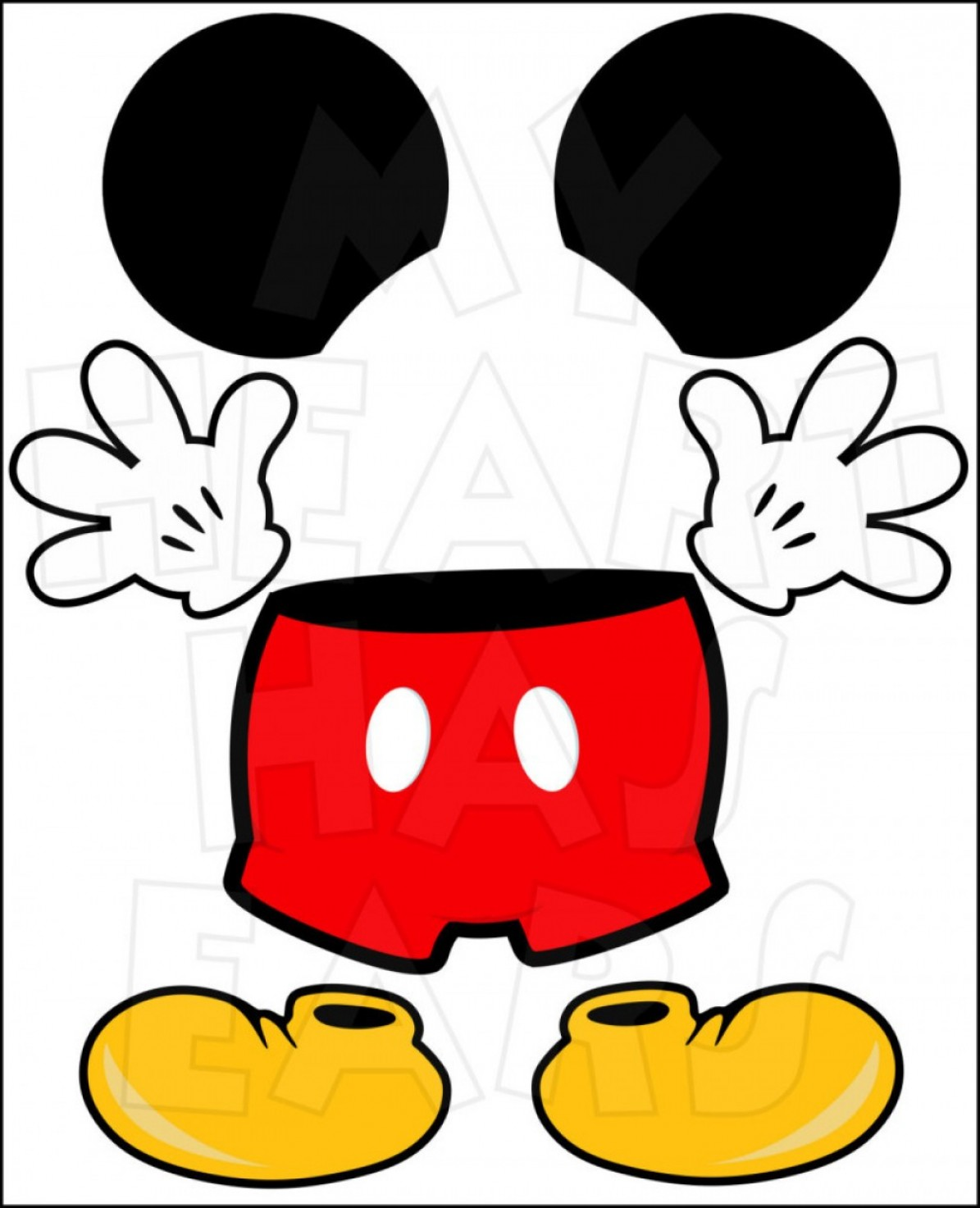 Mickey Vector: Minnie Mouse Face Drawing Free Mickey And Minnie Mouse Vector Draw Vectorealy