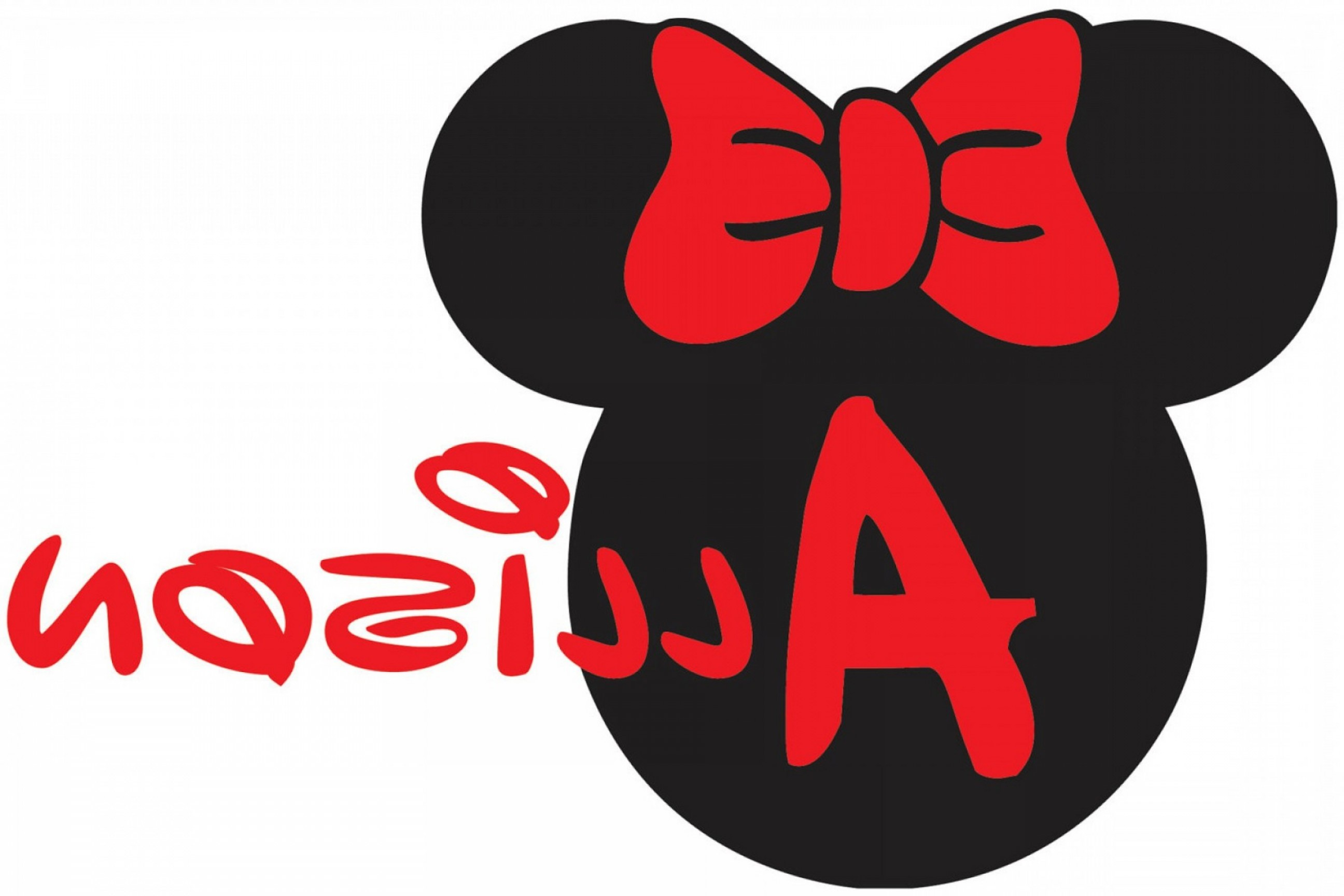 Minnie Mouse Head Vector: Minnie Mouse Silhouette Vector Png Mickey Mouse Minnie Mouse The