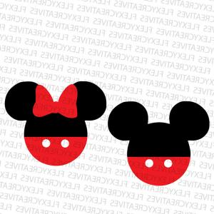 Free Minnie Mouse Bow Template Createmepink
