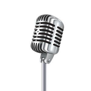 Audio Recording Microphone Vector: Microphone Mic Sound Audio Voice