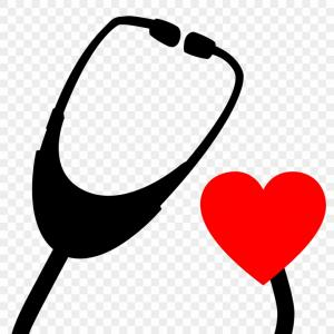 Silver Heart Vector: Mizzngndheart Silver Cliparts Buy Clip Art Stethoscope Png Vector