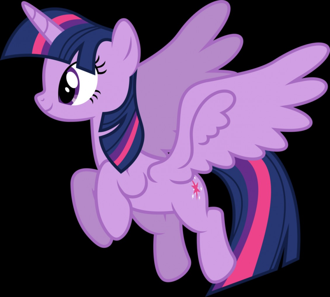 MLP Tank Flying Vector: Mlp Fim Twilight Sparkle Vector