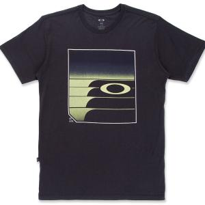 Oakley SI Vector: Mla Remera Oakley Vector Series Tee Jet Black Original Jm