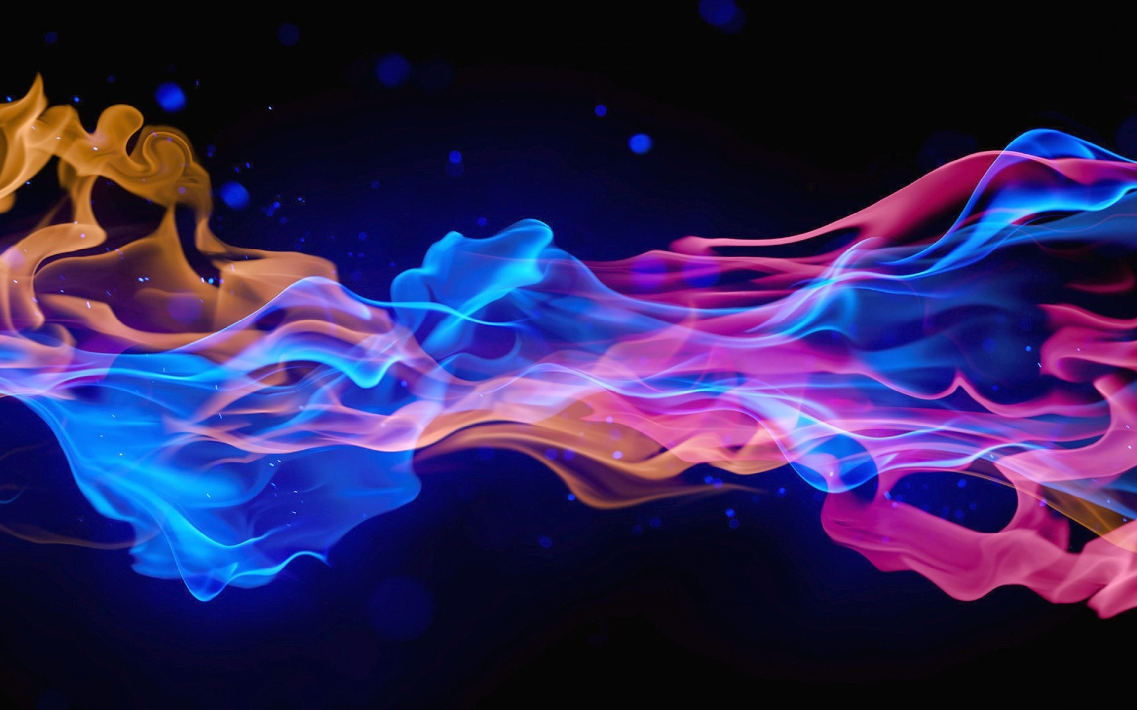 Color Smoke Vector: Mobile Dark Backgroundscool Images D Color Smoke Iphone Vectorabstraction Amazing
