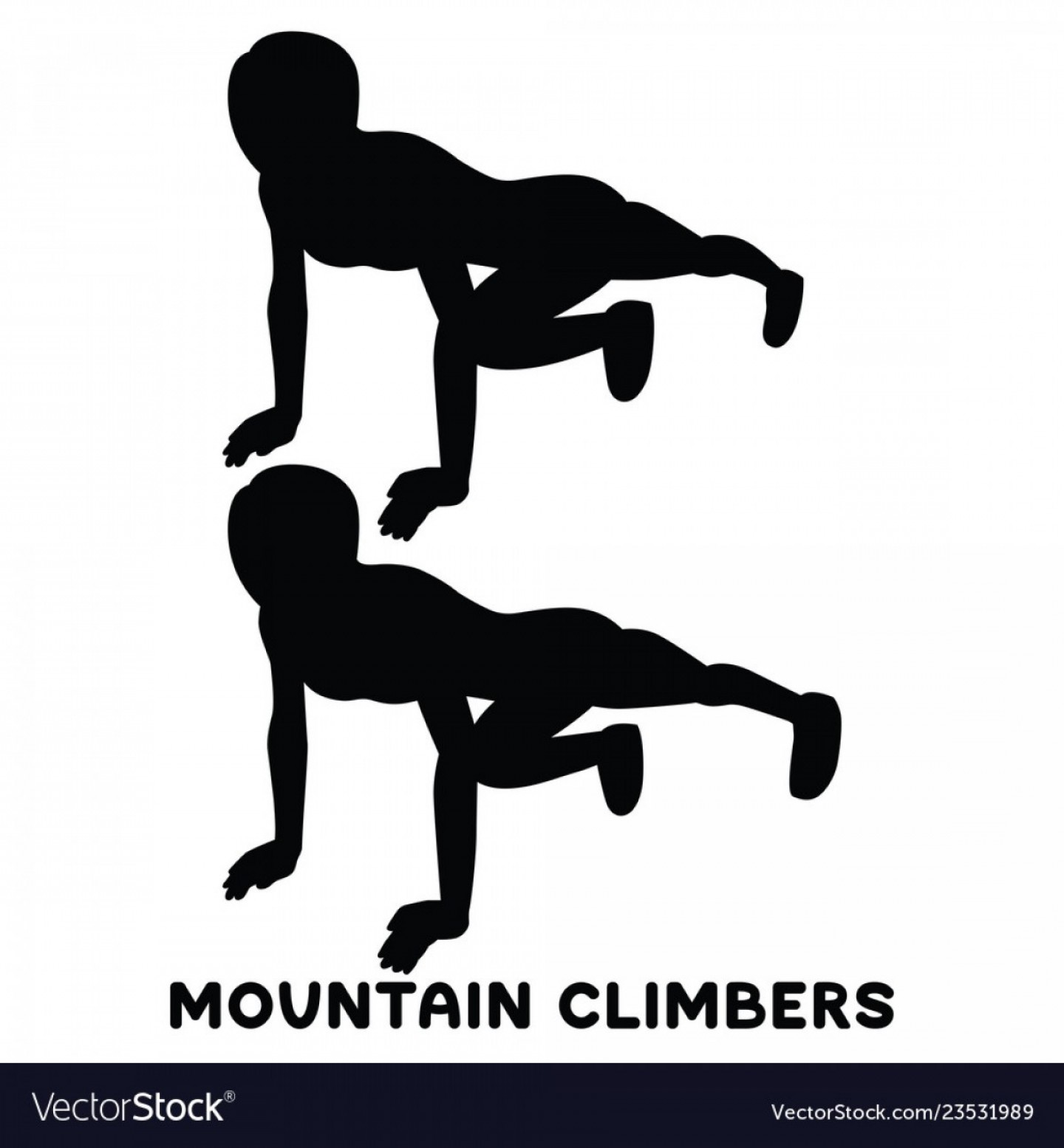 Boba Fett Silhouette Vector: Mountain Climbers Sport Exersice Silhouettes Of Vector