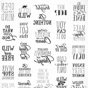 Vector Quotes: Cozy Fall Vector Lettering Set Hand Drawn Autumn Quotes Gm