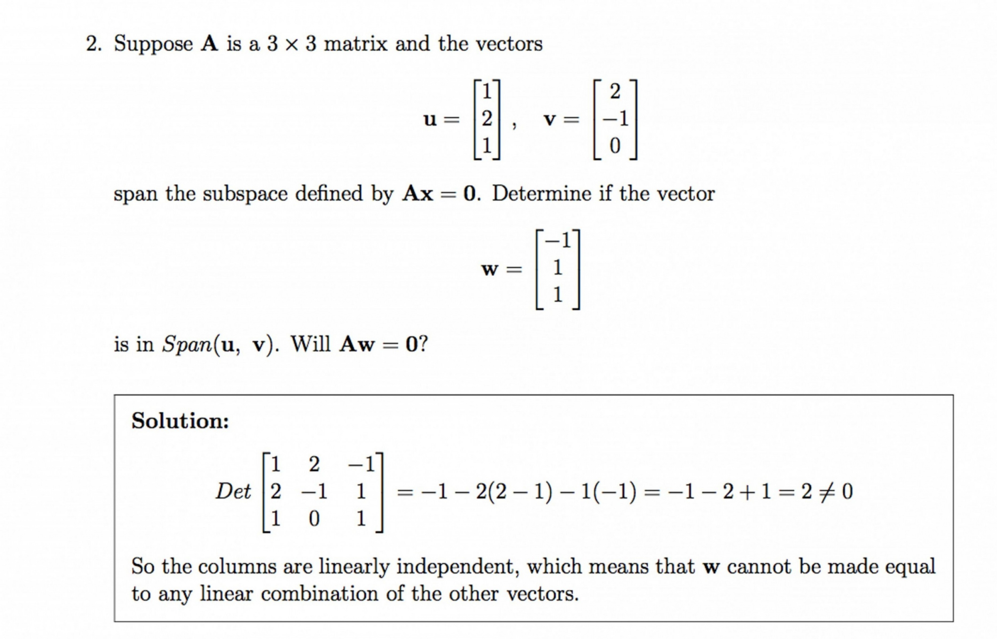 Matrix- Vector Multiplication: Multiplying Vectors Worksheet Inspirationa Matrix Vector Multiplication Calculator
