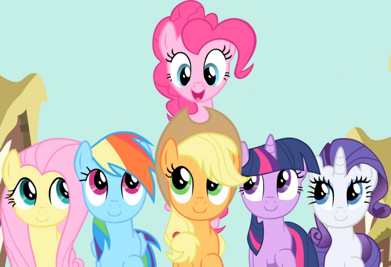 Mayor MLP Vector: My Little Pony Season Officially