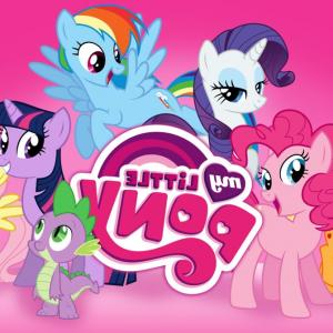 MLP Vector Think Pink: Mlp Vector Twilight And Starlight