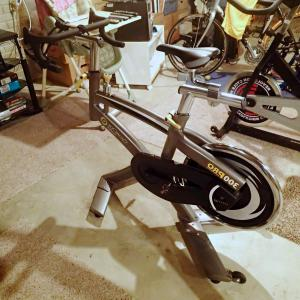 Indoor Cycling Bike Vector: My New Bike Cycleops Pro Indoor Cycle