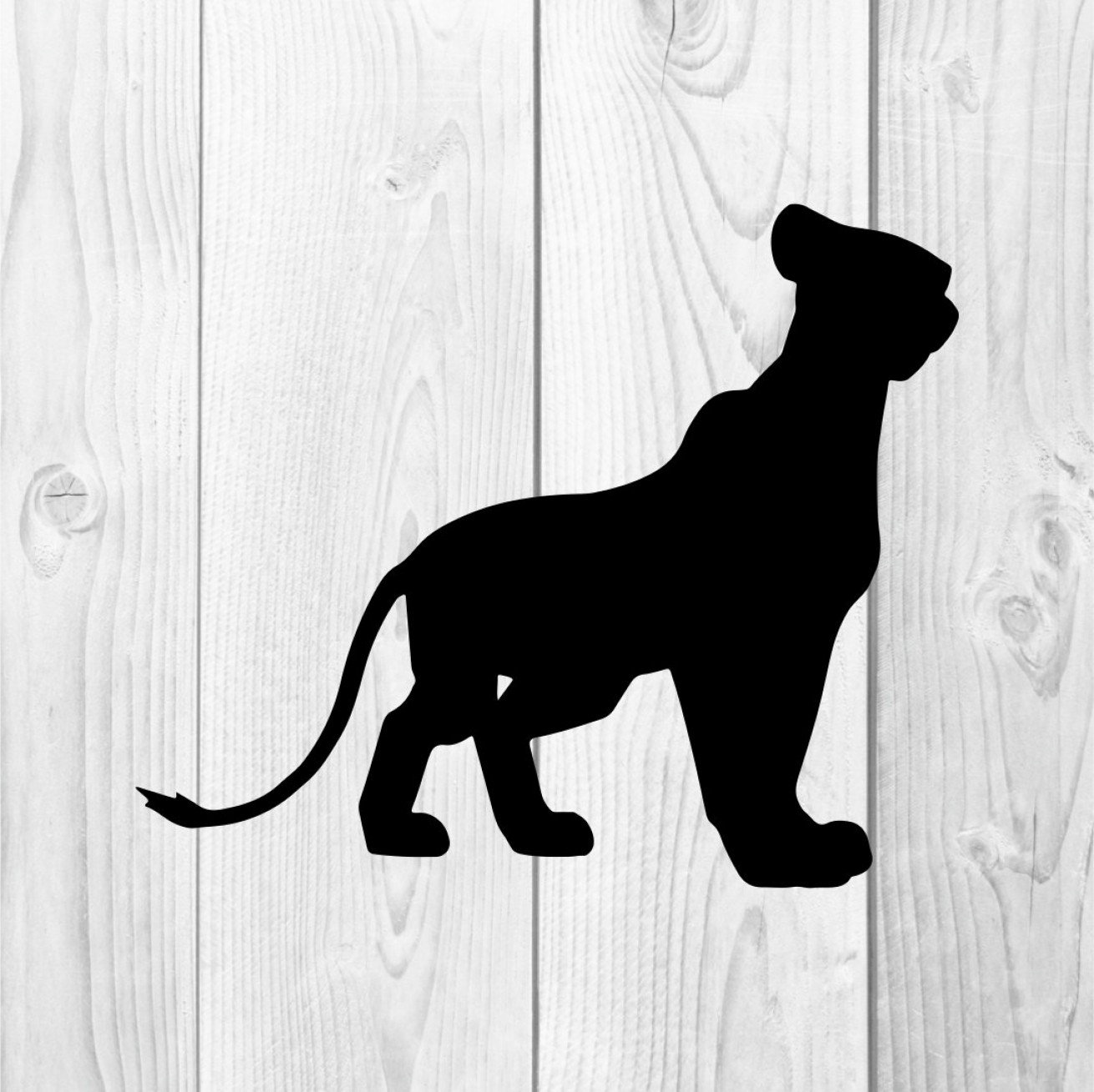 Nala Vector: Nala The Lion King Svg Cricut Silhouette