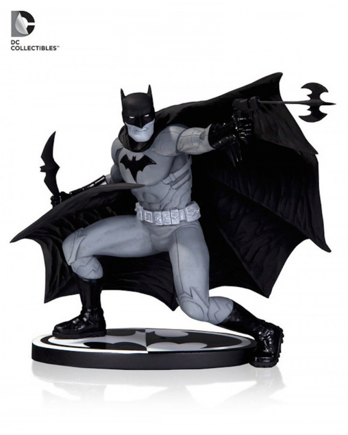 Superman Black And White Vector: New Batman Superman Arrow Collectibles Announced