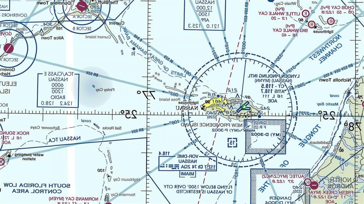 Users SkyVector.com: New Faa Chart Users Guide Published
