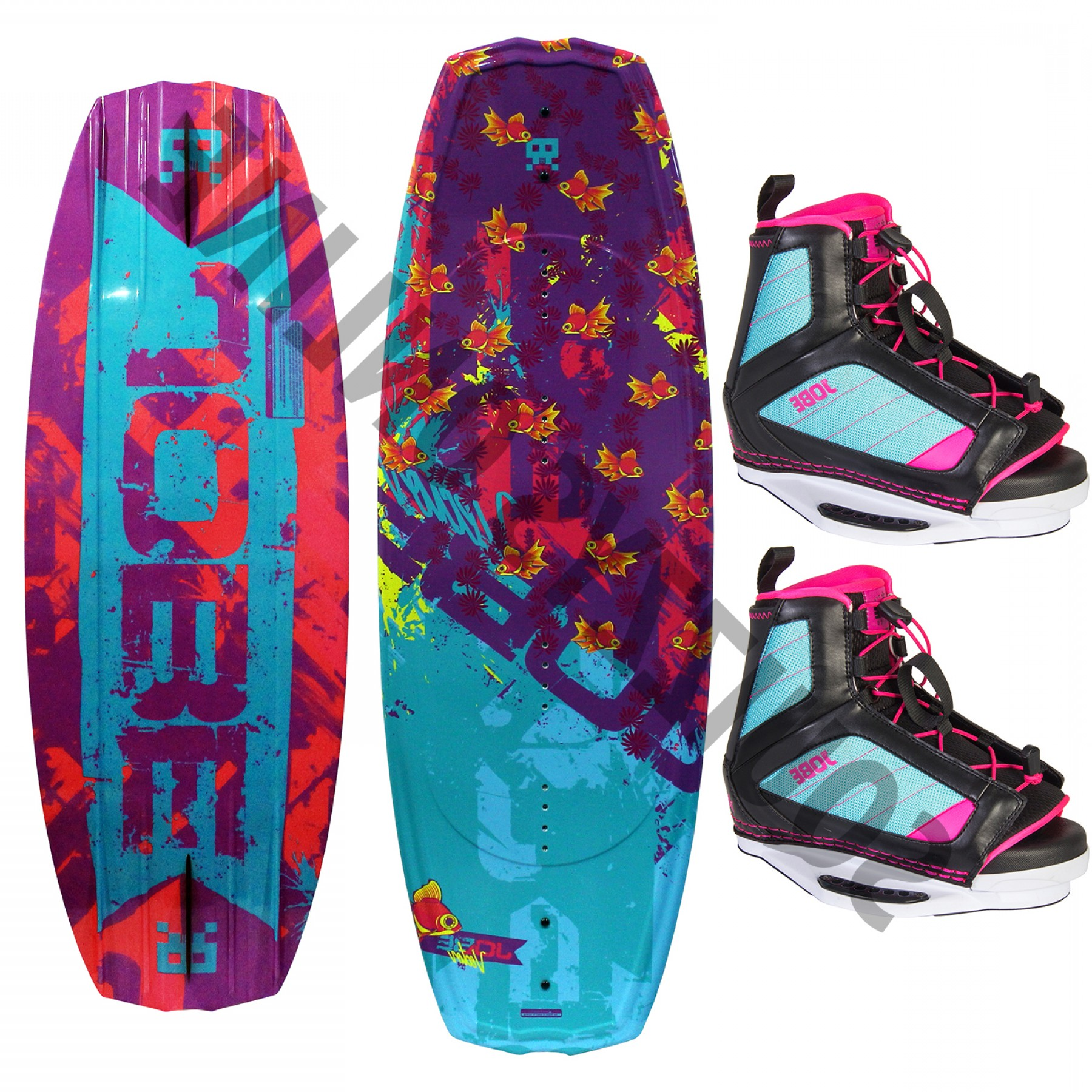Knee Board Vector: New Jobe Vector Junior Girl Water Ski Wakeboa