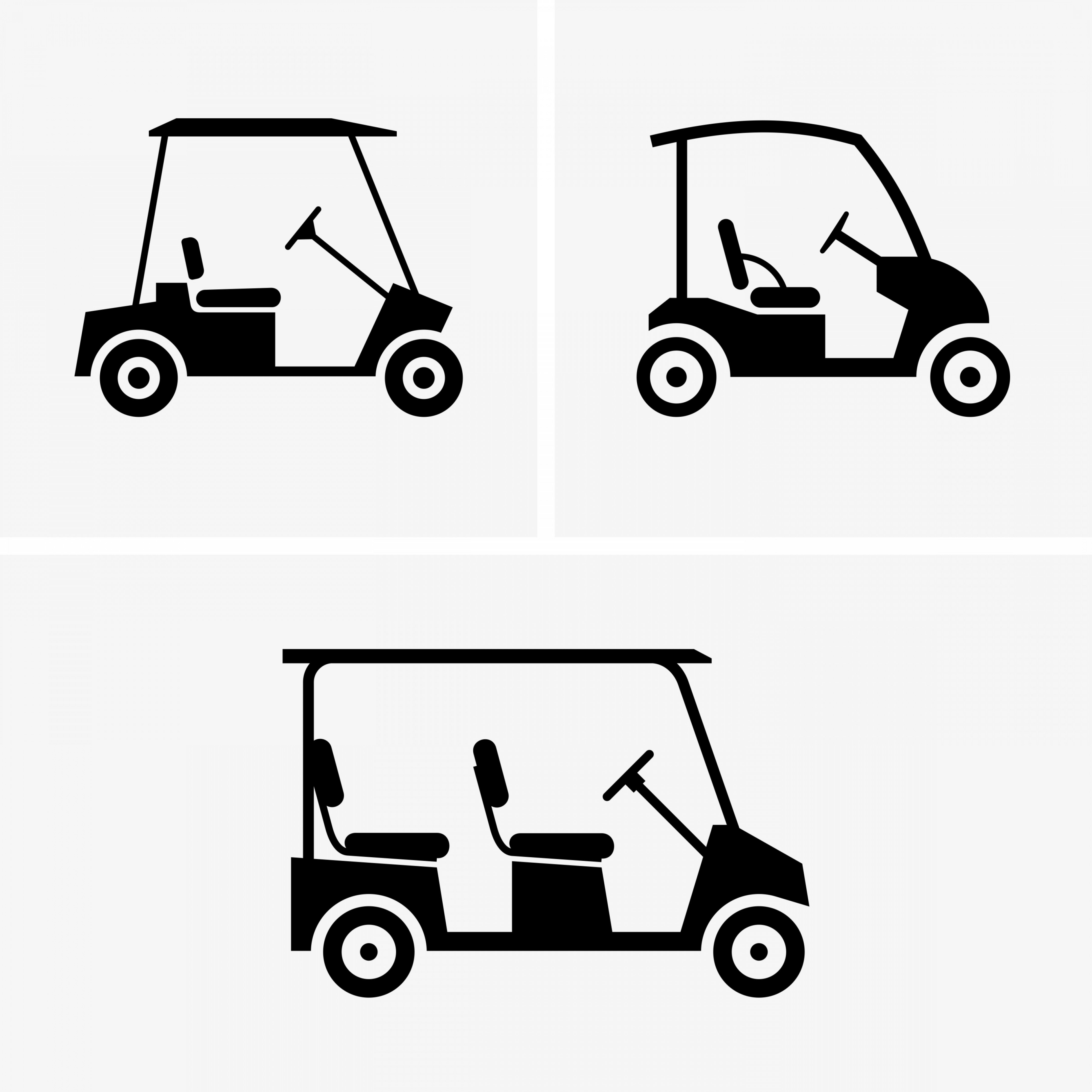GA Tech Stinger Vector Art: New Low Speed Vehicle And Golf Cart Policy Improves Safety Campus