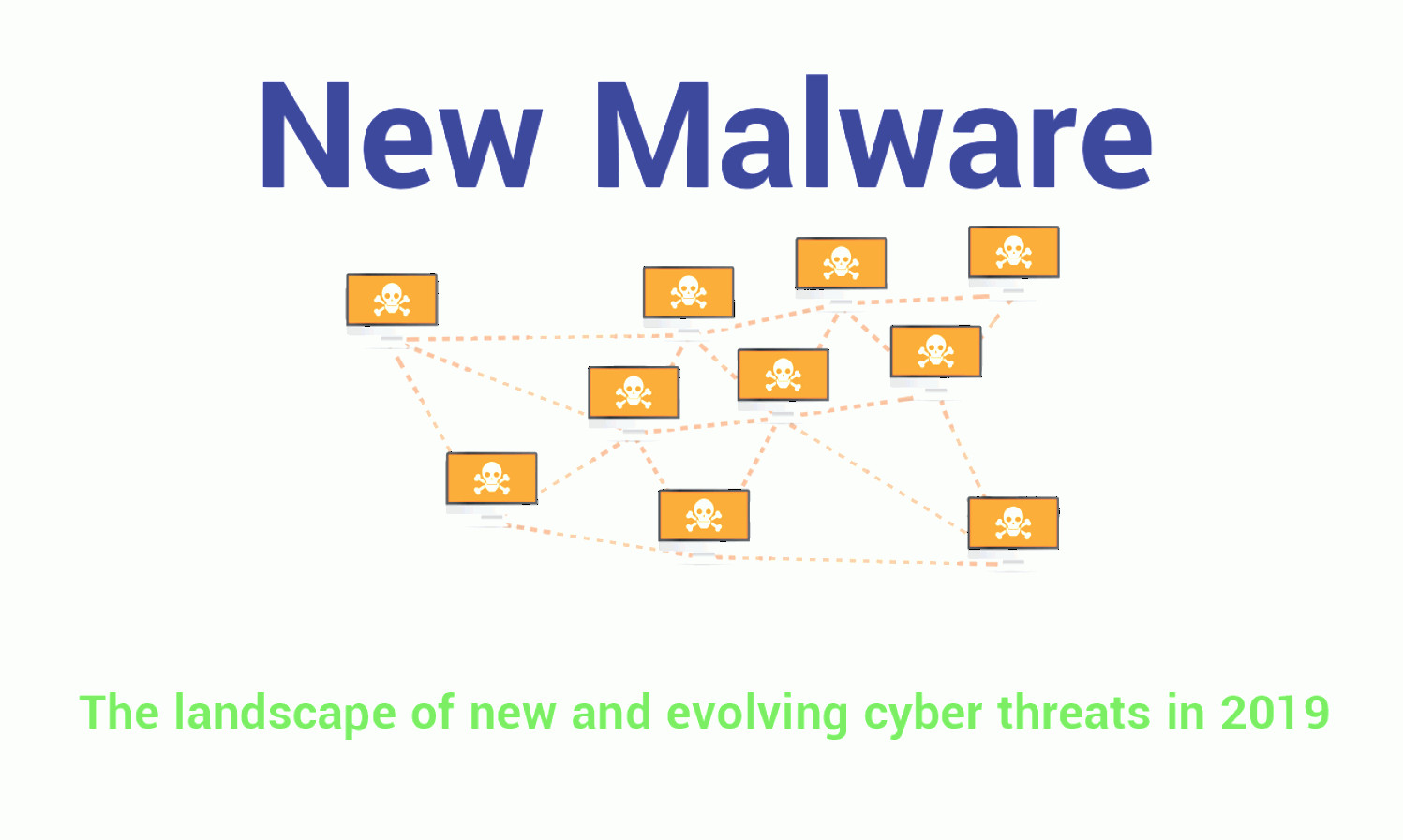 Internet Attack Vectors: New Malware The Landscape Of New Evolving Cyber Threats In