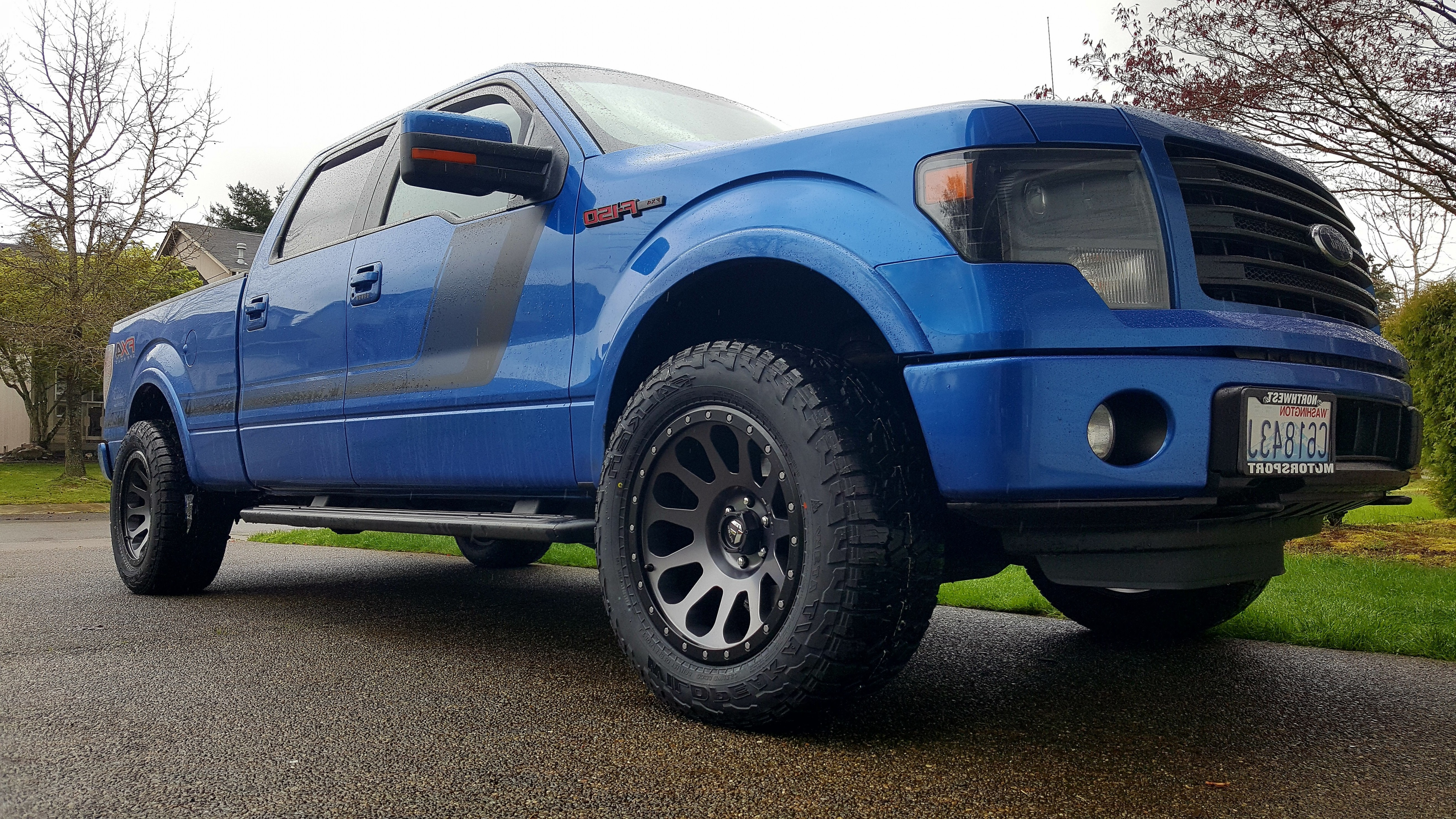 F150 Vector: New Member New Mods Wheels Tires Level