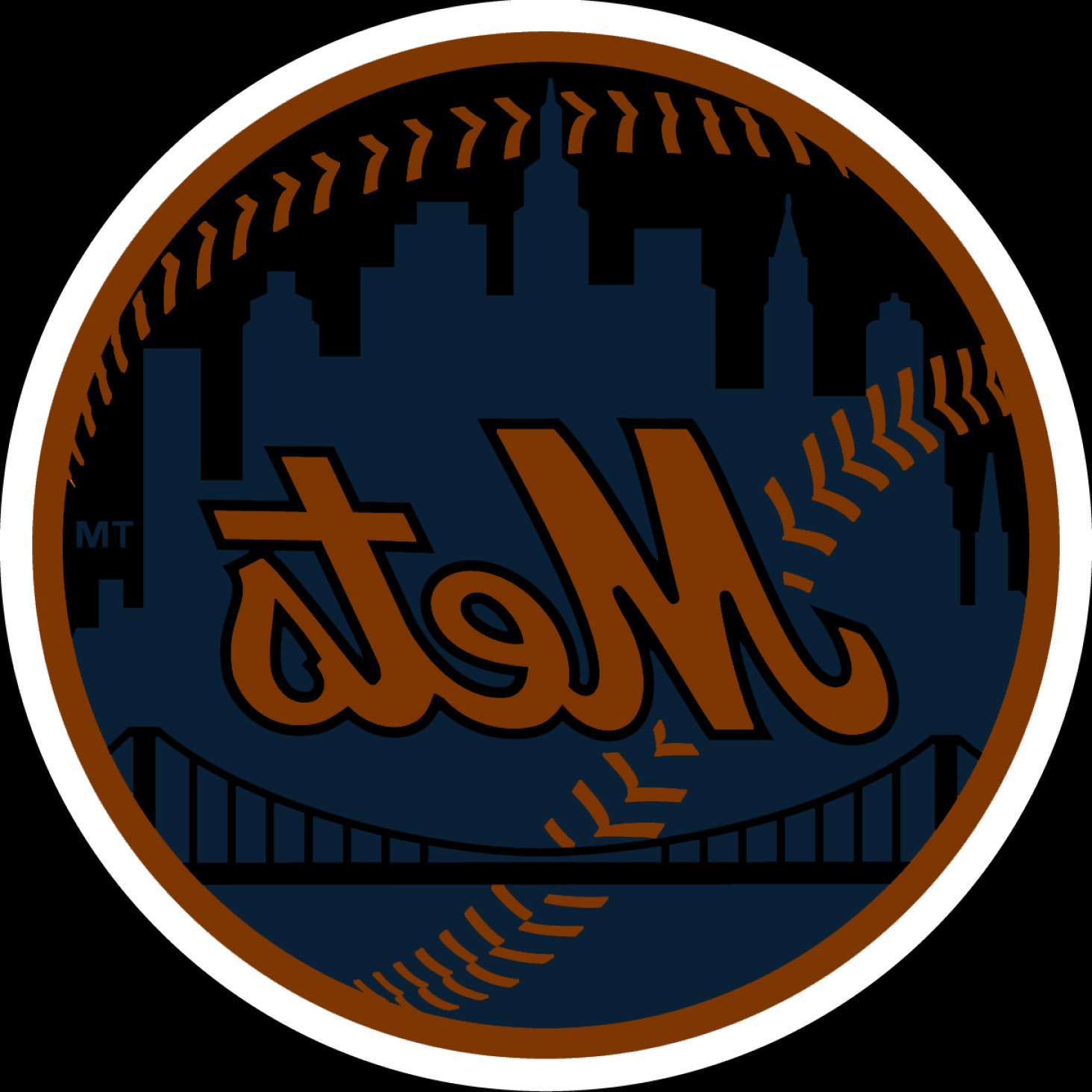 Mets Logo Vector: New York Mets Logo Vector Png