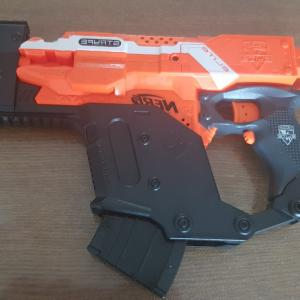 Chep Chris Vector Nerf Kit: Atf Guns Stolen From Tennessee Found In Chicago Suburb