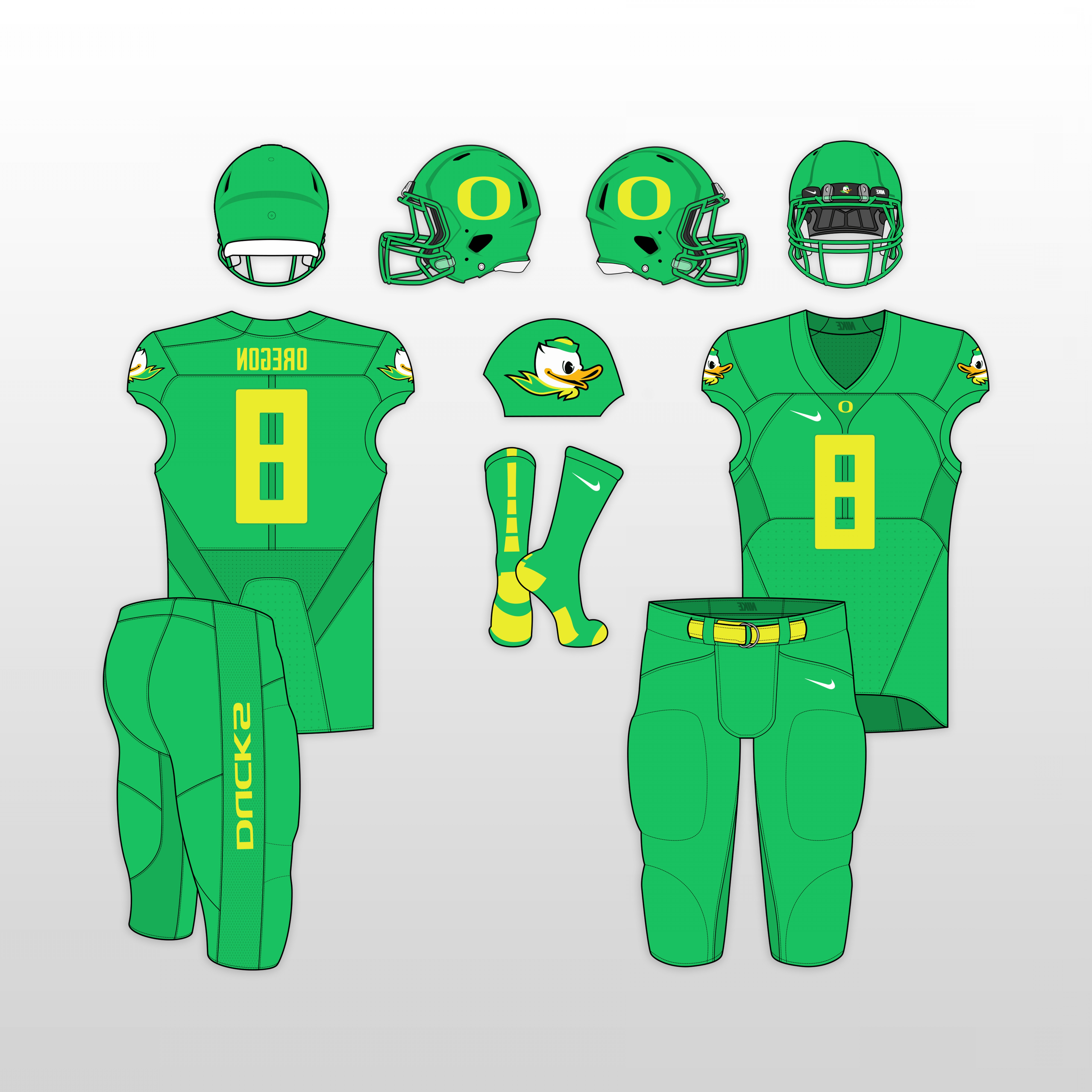 NFL Vector Images In Illustrator: Nike Mach Speed Uniform Template Illustrator