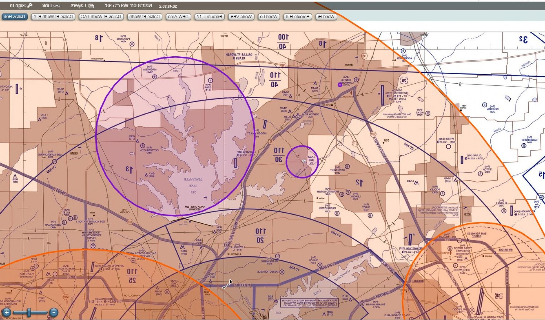 Users SkyVector.com: No Decent Free Airspace Map Free Alternative To Skyward