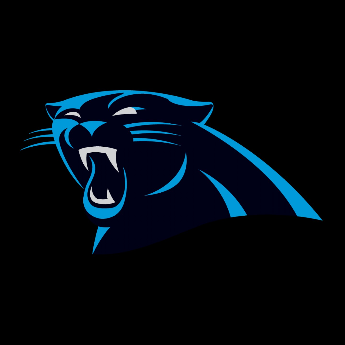 Vector Panther Football: October Carolina Panthers Philadelphia Eagles