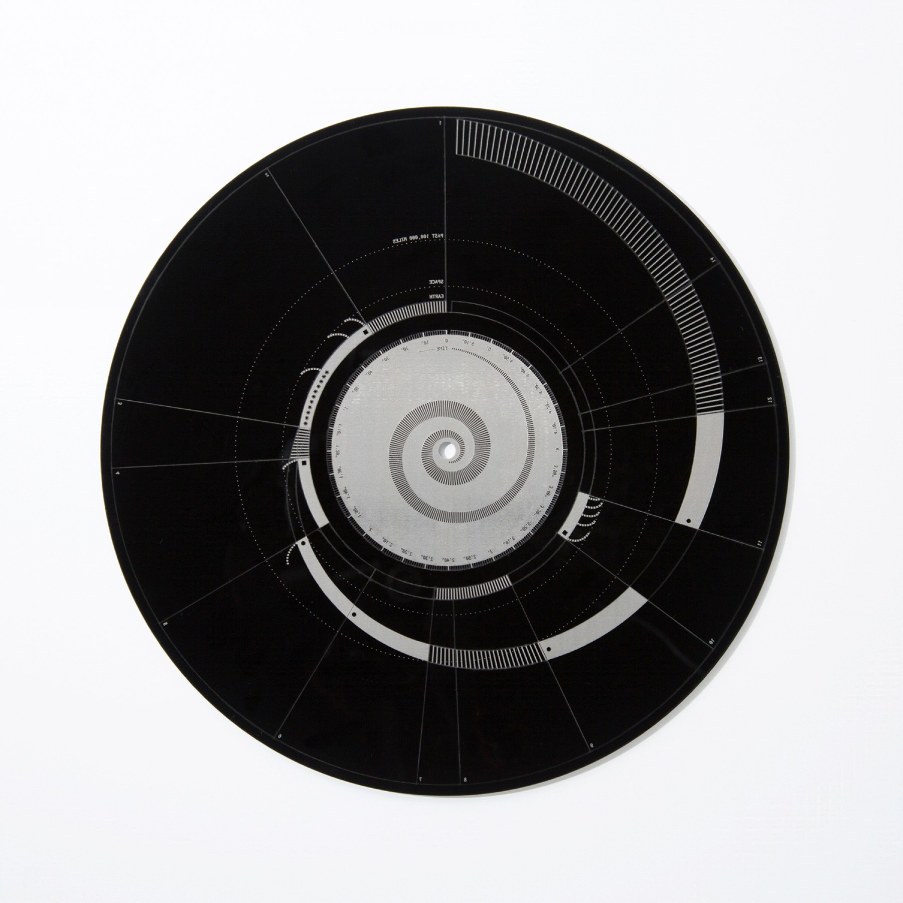 Vector Skeleton Circle Dancing: Oddityviz A Tribute To David Bowie With Data Dbdbd