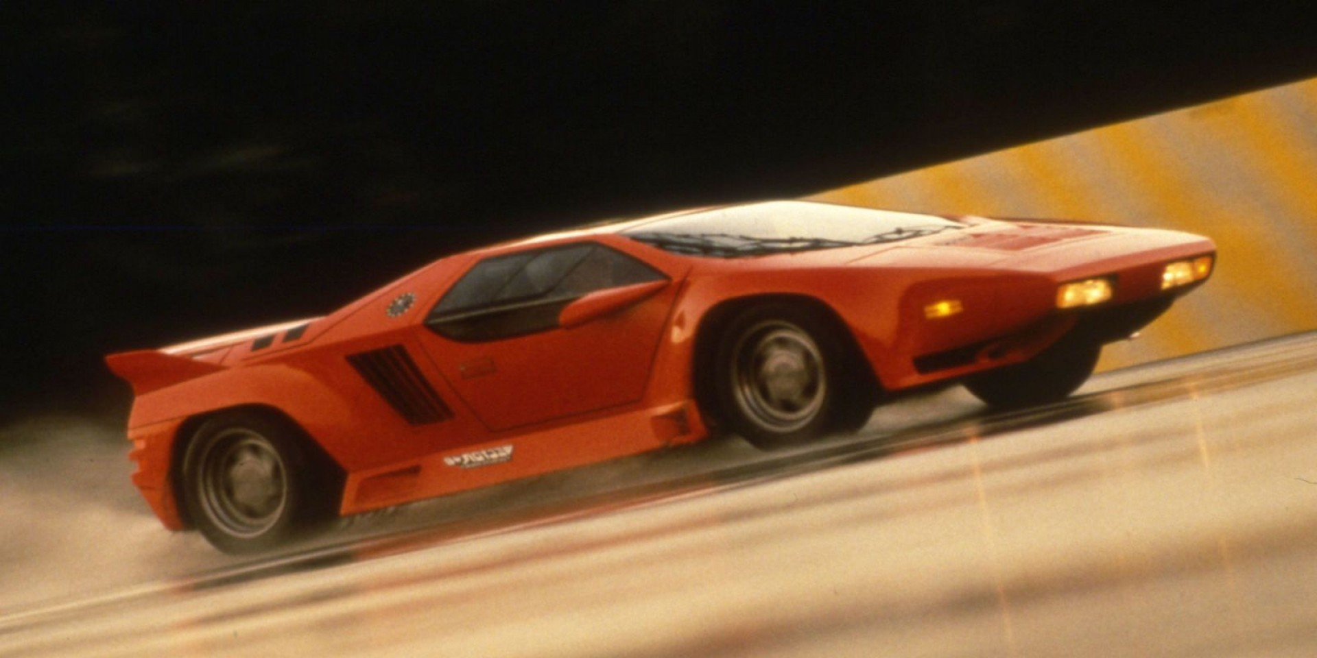 Rare 1990 Vector W8: Of The Coolest S Supercars