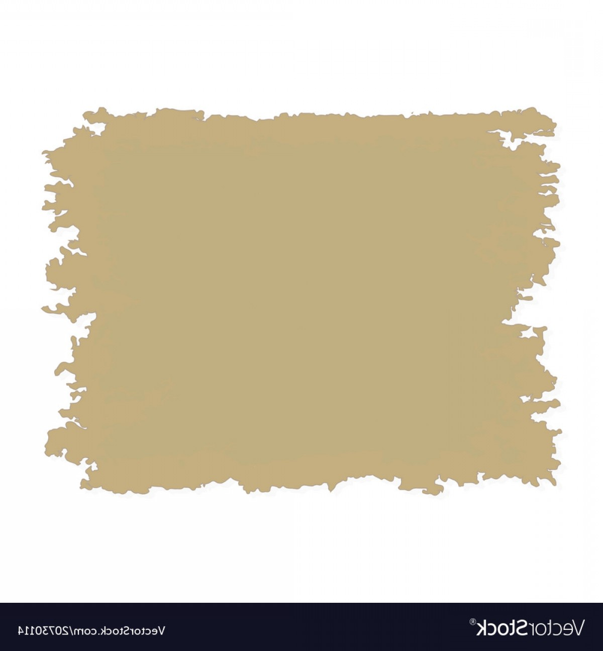Crinkled Paper Vector: Old Paper Texture Royalty Free Vector Image Vectorstock