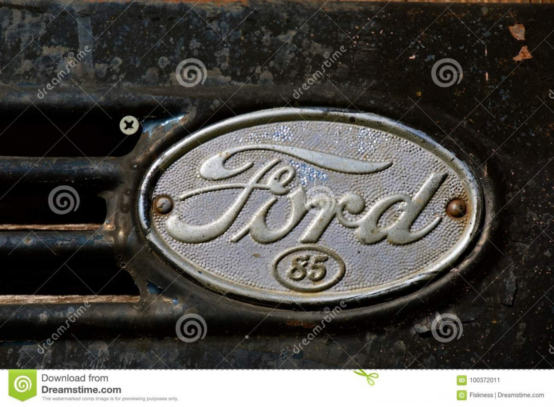 1903 Ford Motor Company Vector Art: Old Vintage Ford Truck Logo Downer Minnesota September Hood Grill Product Motor Company Located Dearborn Image