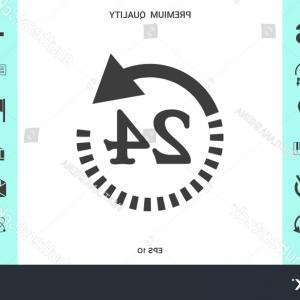 Open VI Stock Vector: Stock Photo Shop Icon Set For Web Sites And User Interface In Grunge Style