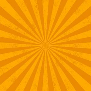 Grunge Vector Rays: Orange Rays Bqackground Grunge Effect Vector
